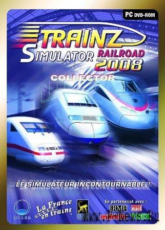 Trainz Railroad Simulator (2008/Eng). Скачать бесплатно: музыка, фильмы, с